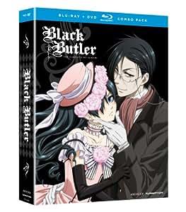 Black Butler: Complete First Season (Blu-ray/DVD Combo)