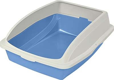 Van Ness CP4 Large Framed Cat Pan,Blue