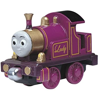 Thomas & Friends Take Along - Die-cast Lady Engine: Toys & Games