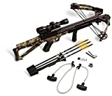 Carbon Express Covert 3.4 Crossbow Kit-Camo