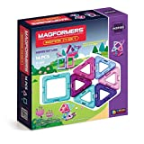 Magformers Inspire Playset for Girls, Assorted (14-Piece)