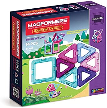 14-Pc. Magformers Inspire Construction Set
