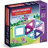 Magformers Inspire (14-pieces) Set Magnetic Building Blocks, Educational Magnetic Tiles Kit, Magnetic Construction STEM Toy Set