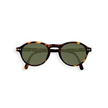 913cc77702 Izipizi Paris   Sun LetmeSee #F Tortoise Green Lenses +0,00   Sonnenbrille