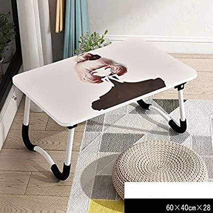 Fine Amazon Com Laptop Stand Computer Desk Foldable Portable Beatyapartments Chair Design Images Beatyapartmentscom