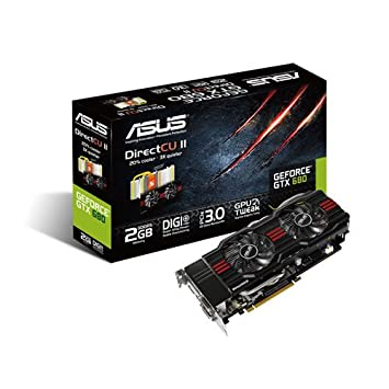 Driver UPDATE: ASUS GTX680-DC2-2GD5 Graphics Card