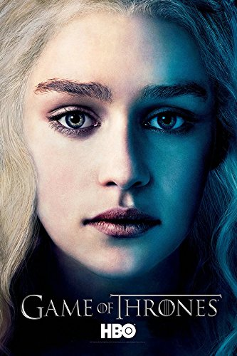 - Fit You Game Of Thrones Daenerys Stormborn Mother Of Dragons Canvas Poster Hd Movie Posters Pictures For Wall 04