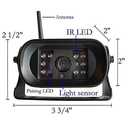 4Ucam Digital Wireless Camera + 7