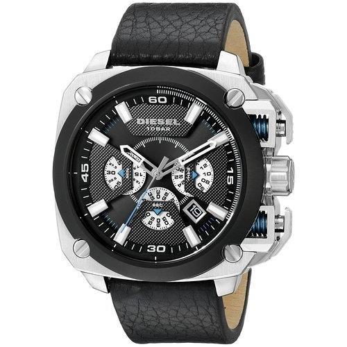 Reloj Diesel Bamf Dz7345 Hombre Negro