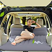 WJM Car Air Bed Inflatable Mattress for Tesla Model S Model 3 Model X 5 Seater Air Bed Cushion for Camping Out