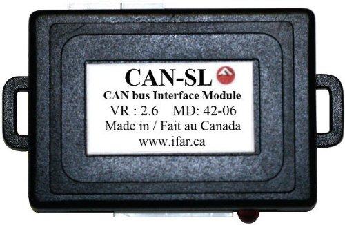 Compustar Fortin CAN-SL-PL Bus Data Interface Kit Bypass Module CANSLPL ()