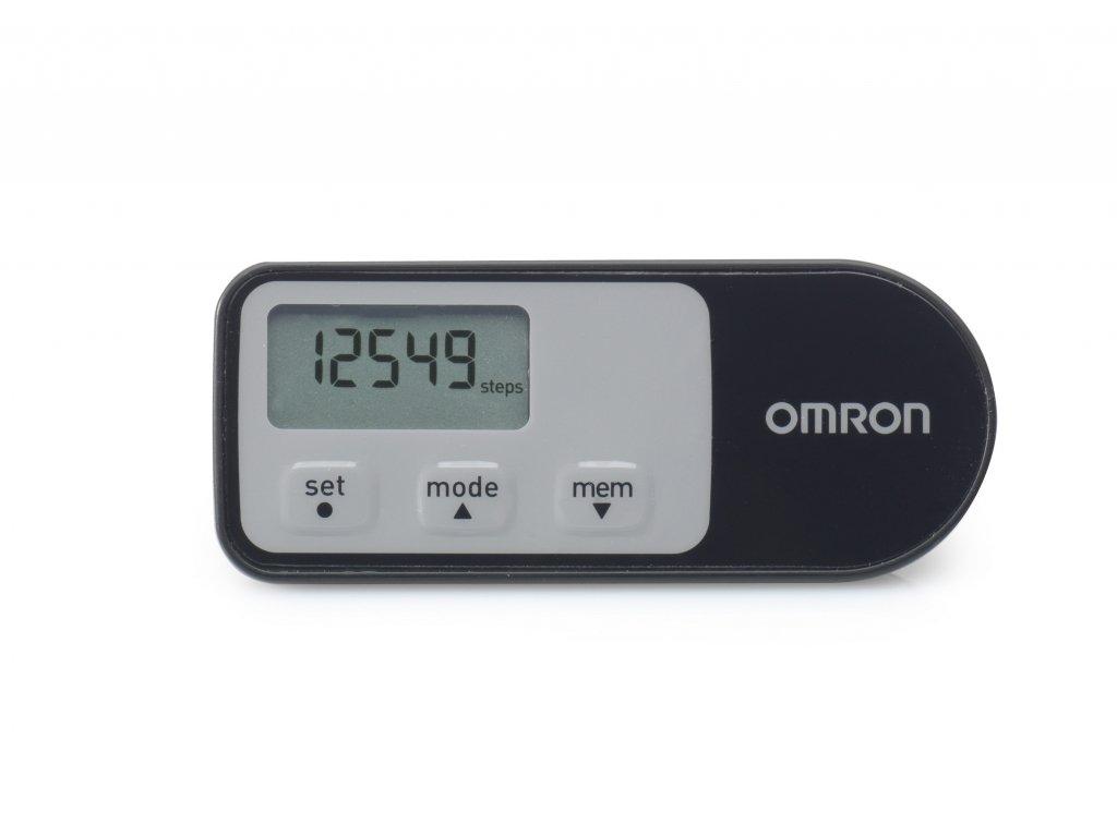 Omron Walking Style One 2.1 Pedometer – Black/grey