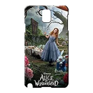samsung note 3 Proof High Grade Awesome Look cell phone covers alice in wonderland