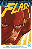img - for The Flash Vol. 1: Lightning Strikes Twice (Rebirth) book / textbook / text book