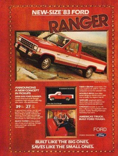 Ford Ranger XLT Pickup Truck