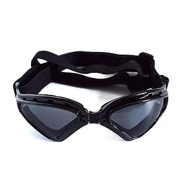 LEERAIN Goggle Perro, Gafas para Mascotas, Protección UV ...