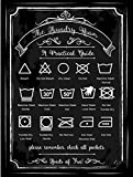 Hand-made in America, these sturdy metal signs will perfectly accent any kitchen, home, bar, pub, bath, office, garage, or business. Each sign is created by baking enamelized ink into a tough, polyester coating on a thick steel blank. The res...