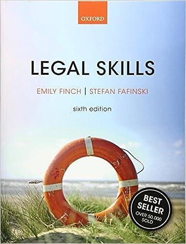 read unlimited books online legal skills emily finch stefan fafinski 3rd edition book