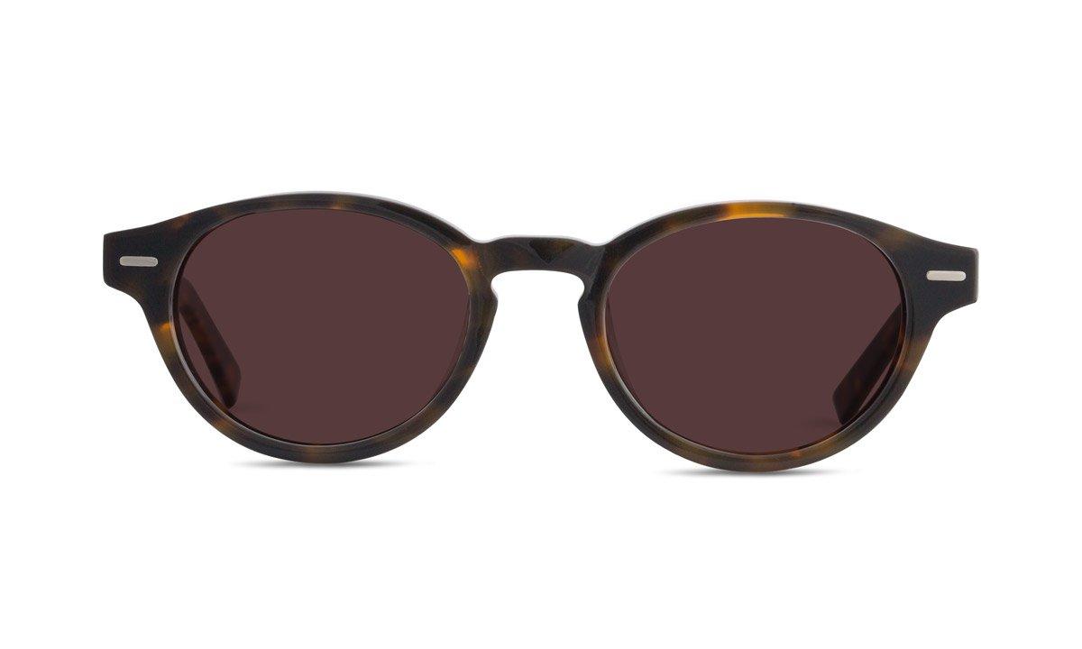 TheraSpecs Keaton Migraine Glasses for Light Sensitivity, Photophobia and Fluorescent Lights   Unisex   Polarized Outdoor Lenses   Tortoise