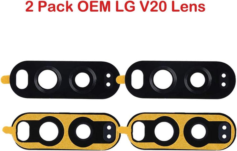 repuesto lente vidrio LG V20 F800L H910 H915 H990 LS997
