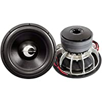 Lanzar OPTI1233D Optidrive 12-Inch High Power Dual Voice Subwoofer