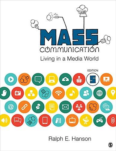 Mass Communication: Living in a Media World Pdf
