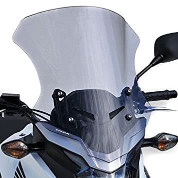 Cupula Touring Ermax Honda CB 500 X 16-18 ahumado