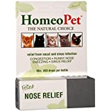 HomeoPet Feline Nose Relief, 15 mL by HomeoPet
