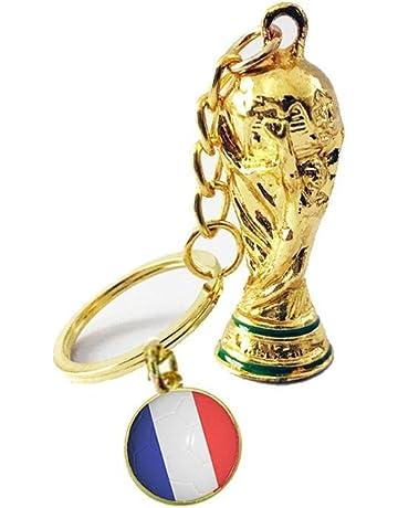 Mlec Tech 1PC 2018 Coupe du Monde de Football Porte-clés Trophy Pendentif  Cadeaux Souvenir 0814c169f32