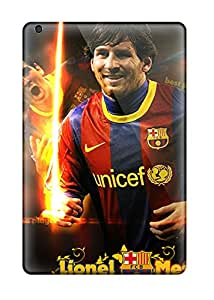 Fashion Tpu Cases For Ipad Mini- Well Lionel Mess2011 Defender Cases Covers