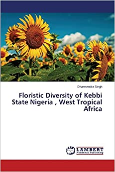 Book Floristic Diversity of Kebbi State Nigeria, West Tropical Africa