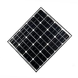 ALEKO Solar Panel Monocrystalline 85W for Any DC 12V Application