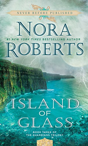 Island of Glass (The Guardians Trilogy) by Thorndike Press Large Print