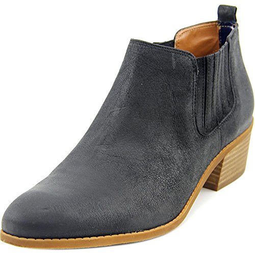 Ankle Boots Tommy Black Toe Almond Womens Ripley Hilfiger Fashion XXqwU0pS
