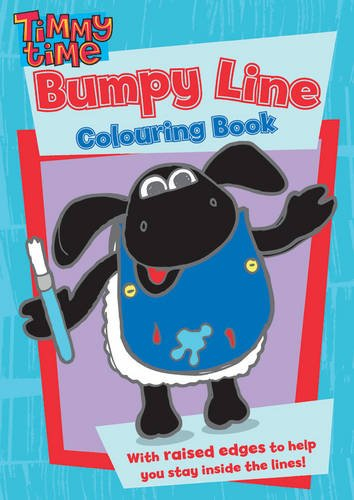 Timmy Time Bumpy Line Colouring Book ebook