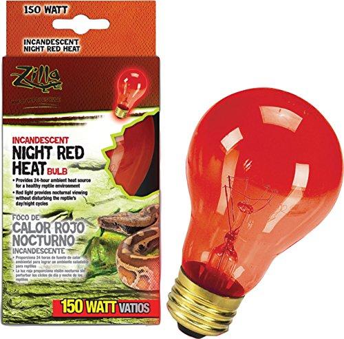 Bulb Reptile Night Light Incandescent (Night Red Incandescent Bulb)