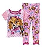 Nickelodeon Paw Patrol Little Girls 12m - 5t Calliing All Pups 2pc Pajamas (5t)