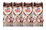 NESTLE COFFEE-MATE Coffee Creamer, Cafe Mocha, 0.375oz liquid creamer singles, 50 count, Pack of 200