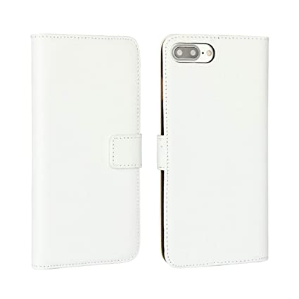 Amazon Com For Iphone 6 5s Flip Case 6s Se 5c 5 Xr Xs Max Leather Wallet Phone Bag Accessories For Apple Iphone X 8 7 Plus Case Cover Coque White For Iphone