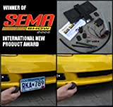 Show N Go Power License Plate Holder with Remote