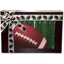 Football Fanatic! Football Themed Gift Basket