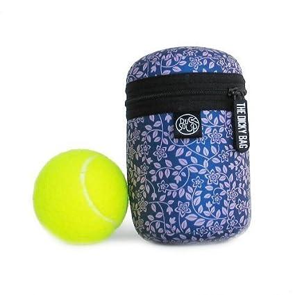 Amazon.com: La bolsa de Dicky pequeña flor de color púrpura ...