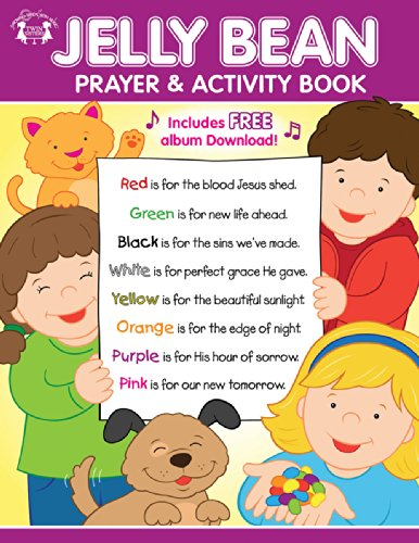 The Jelly Bean Prayer Activity Book (I'm Learning the Bible Activity Book)]()