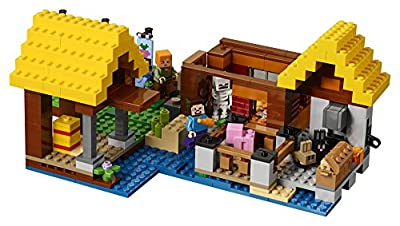 LEGO Minecraft the Farm Cottage 21144 Building Kit (549 Piece) by LEGO