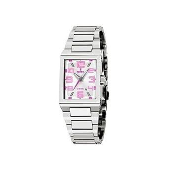 Festina Reloj - Mujer - F16189_2: Amazon.es: Relojes