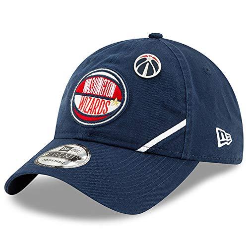 New Era Washington Wizards 2019 NBA Draft 9TWENTY Adjustable Dad's Hat - Navy ()