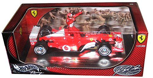 Michael Schumacher Ferrari World Championship Limited Edition