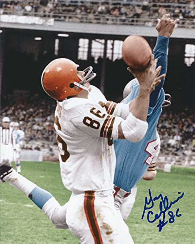 lins 8x10 Photo Cleveland Browns (Collins Autographs)