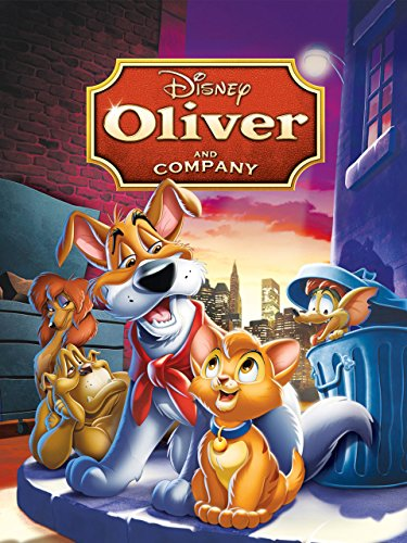 Oliver & Company (Toaster Lions)