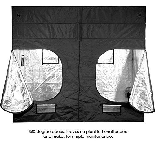 51ErvdzCgGL - Gorilla Grow Tent 9x9